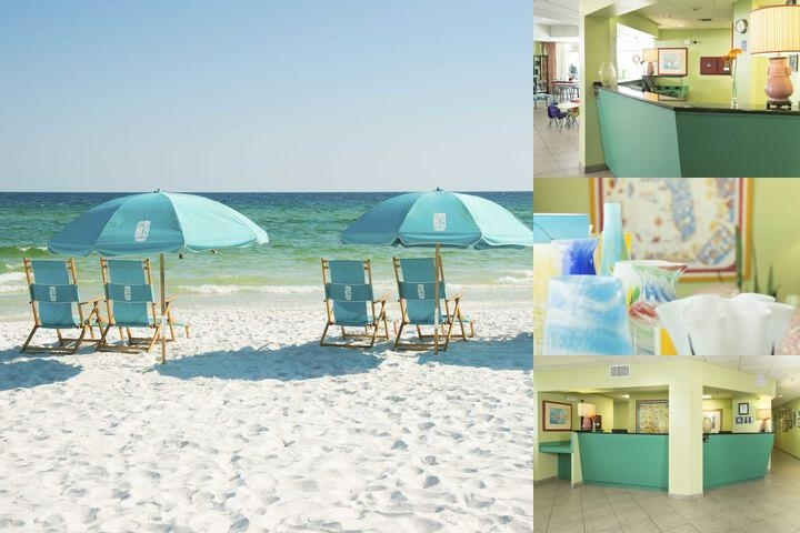 Best Western Ft. Walton Beachfront Hotel photo collage