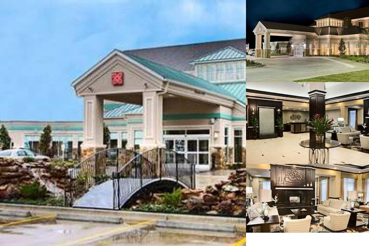 Hilton Garden Inn Tyler photo collage