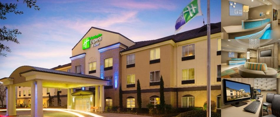 Holiday Inn Express & Suites Dfw Grapevine photo collage