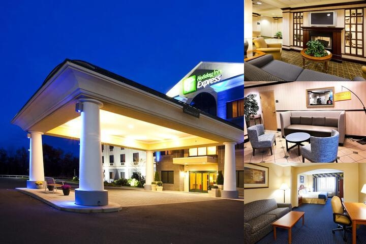 Holiday Inn Express Syracuse Airport photo collage