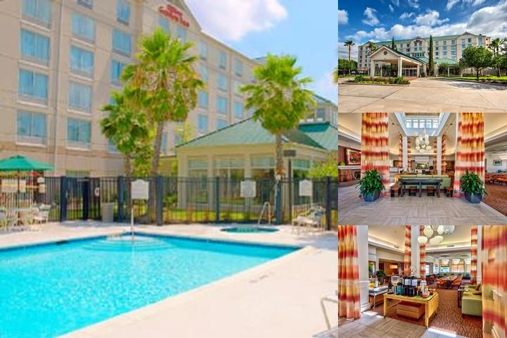 Hilton Garden Inn Houston / Bush Intercontinental photo collage