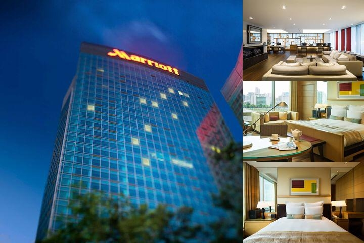 Marriott Executive Apartments Seoul photo collage