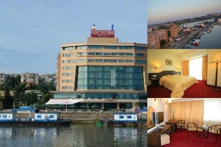 Esplanada Hotel photo collage
