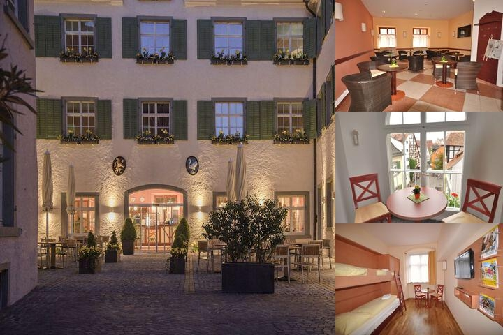 Hotel Jufa Meersburg photo collage