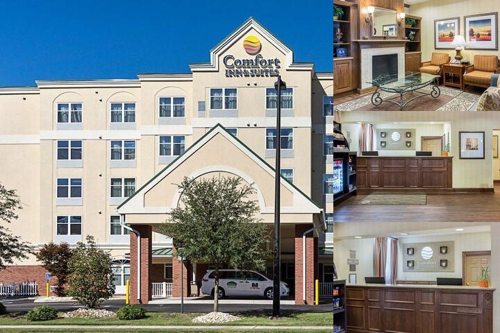Comfort Inn & Suite Virginia Beach Norfolk photo collage