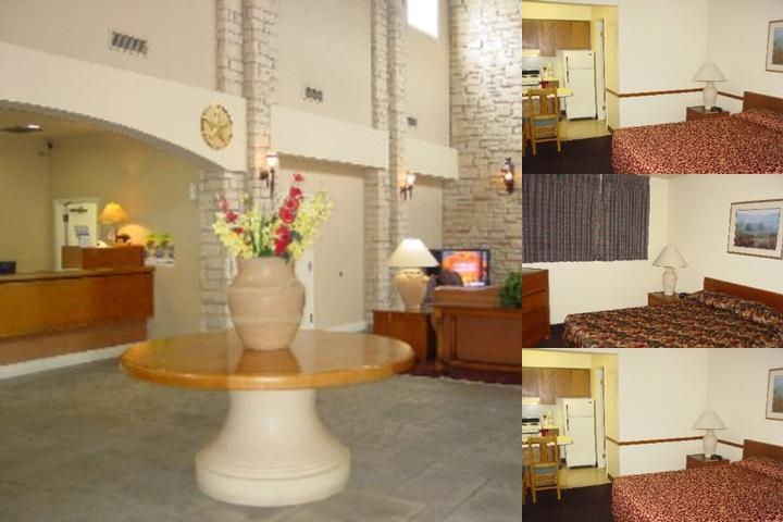 Americas Best Value Inn Hotel Lobby