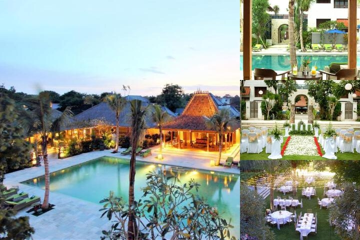 Sudamala Suites & Villas photo collage