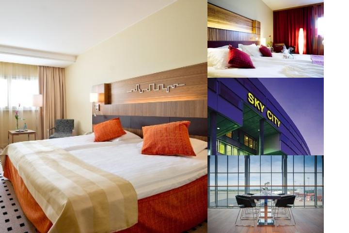 Radisson Blu Skycity Hotel photo collage