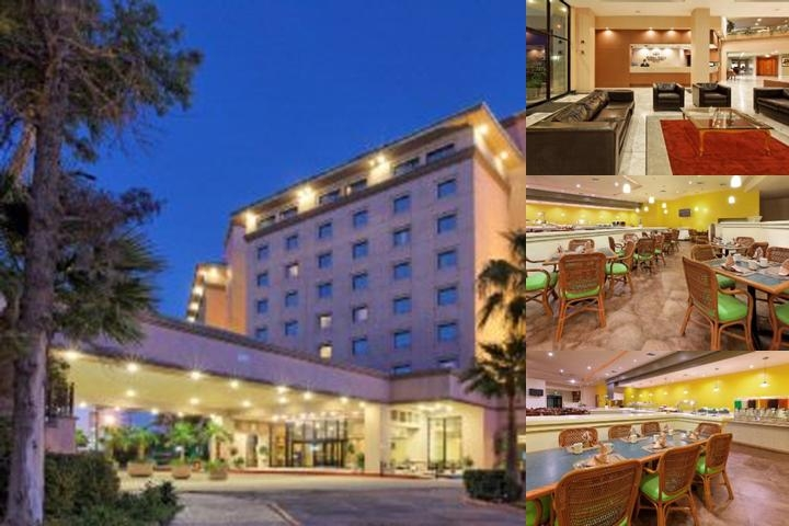 Real Inn Mexicali photo collage