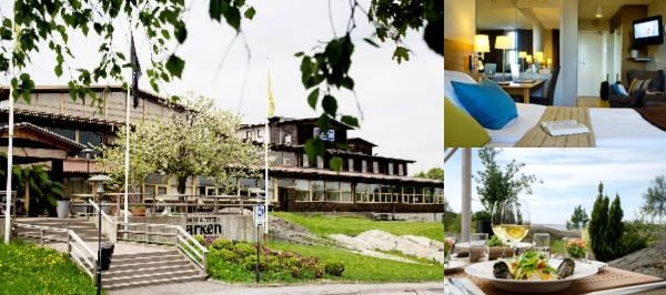 Arken Hotel & Art Garden Spa photo collage