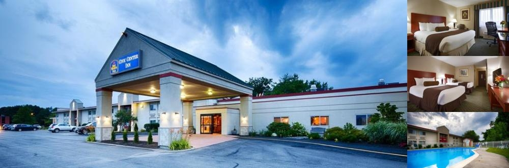 Best Western Plus Augusta Civic Center Inn photo collage