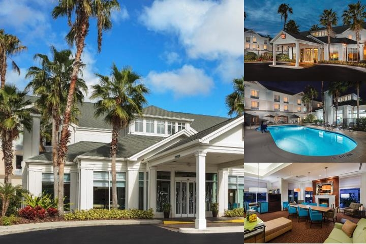 Hilton Garden Inn Orlando North / Lake Mary Fl photo collage