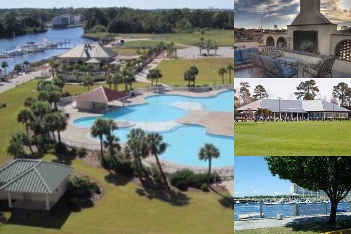 Barefoot Resort by Myrtle Grand Vacations photo collage