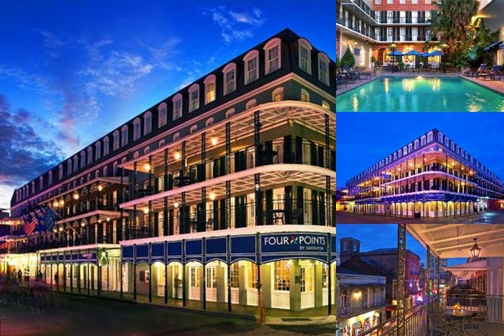 Four Points by Sheraton French Quarter photo collage