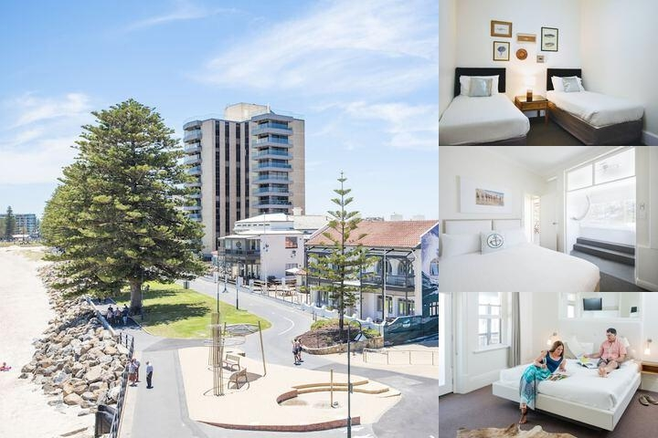 Seawall Apartments photo collage