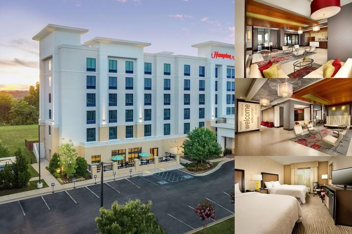 Hampton Inn & Suites Chattanooga Hamilton Place photo collage