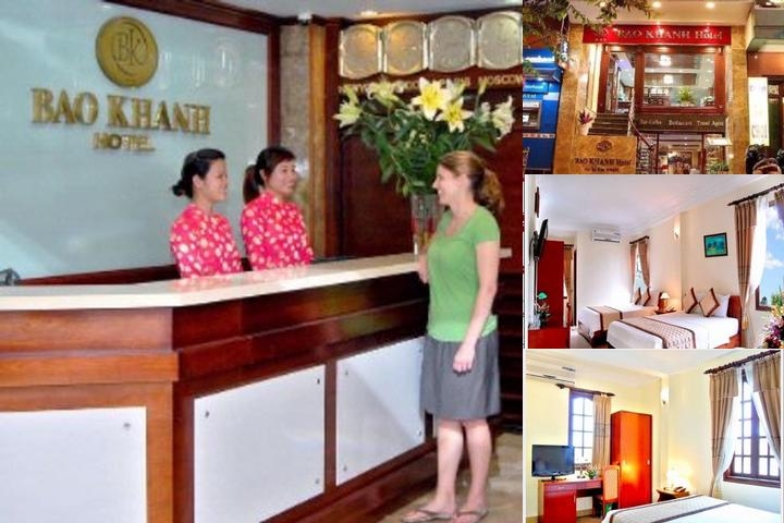 Bao Khanh Hotel photo collage