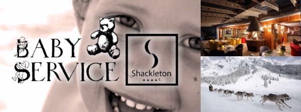 Shackleton Mountain Resort photo collage
