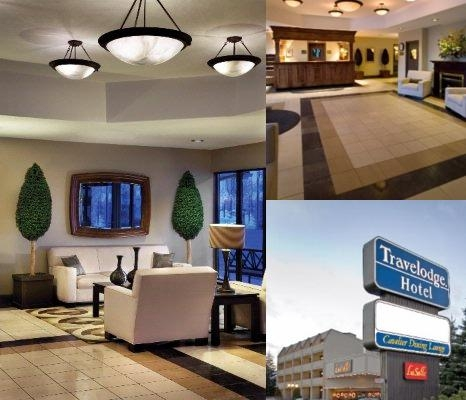 Travelodge Hotel Lasalle Kingston photo collage