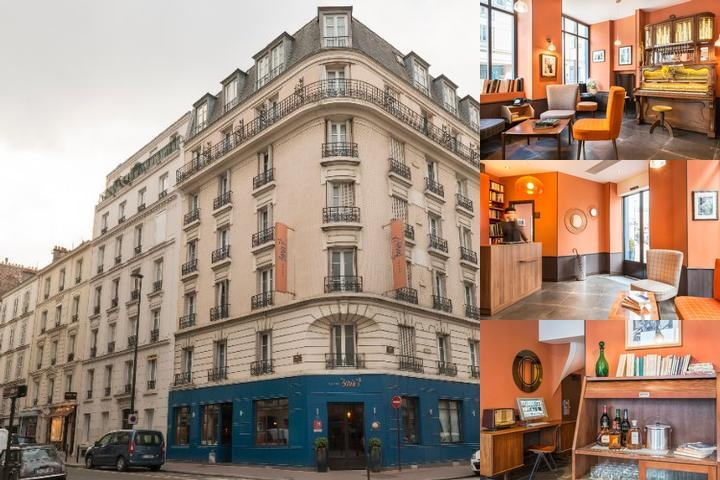 My Hotel in France Levallois photo collage