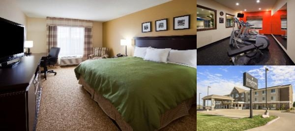 Country Inn & Suites Minot photo collage