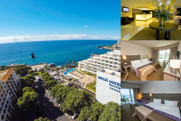 Melia Madeira Mare Resort & Spa photo collage