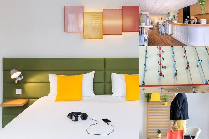 Ibis Styles Toulouse Centre Gare photo collage