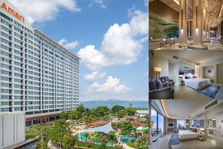 Amari Pattaya photo collage