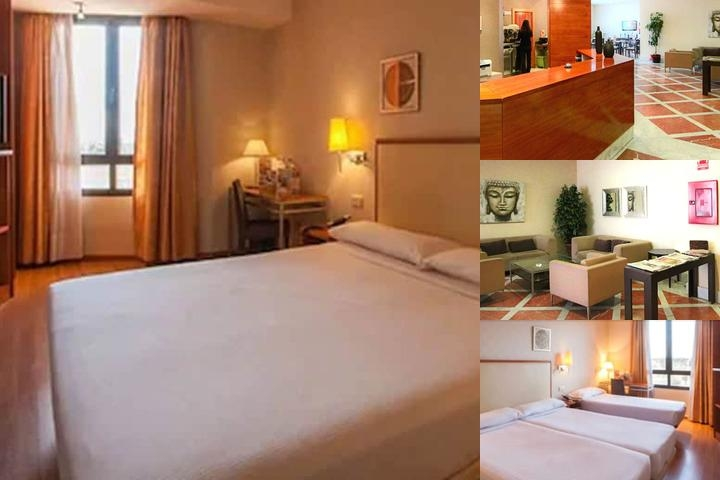 Hotel H2 Boadilla photo collage