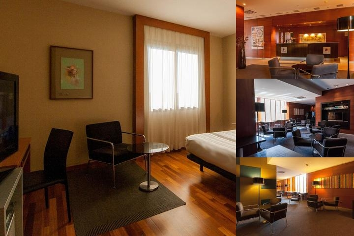 Hotel H2 Elche photo collage