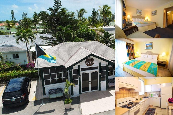 Bay View Suites Paradise Island photo collage