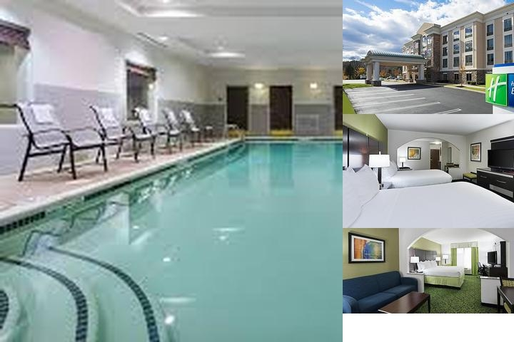 Holiday Inn Express Stroudsburg photo collage