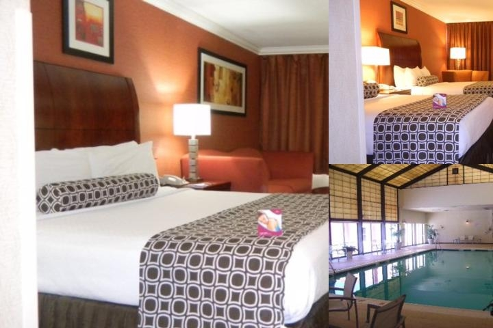 Crowne Plaza Monroe photo collage