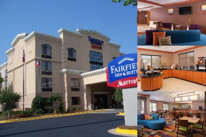 Fairfield Inn Atlanta Airport South photo collage