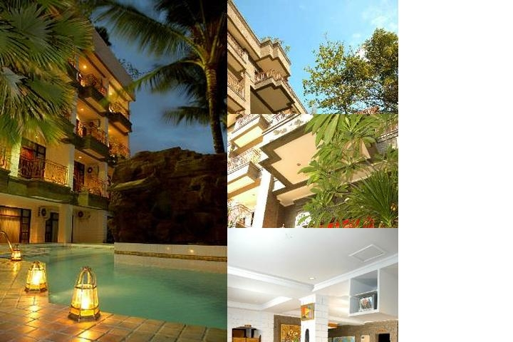 Vilarisi Hotel photo collage
