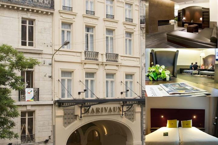 Marivaux Hotel photo collage