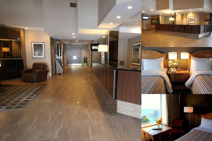 Confederation Place Hotel photo collage