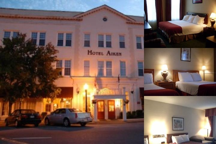 Hotel Aiken photo collage