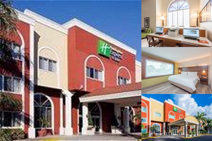 Holiday Inn Express & Suites Bradenton West photo collage