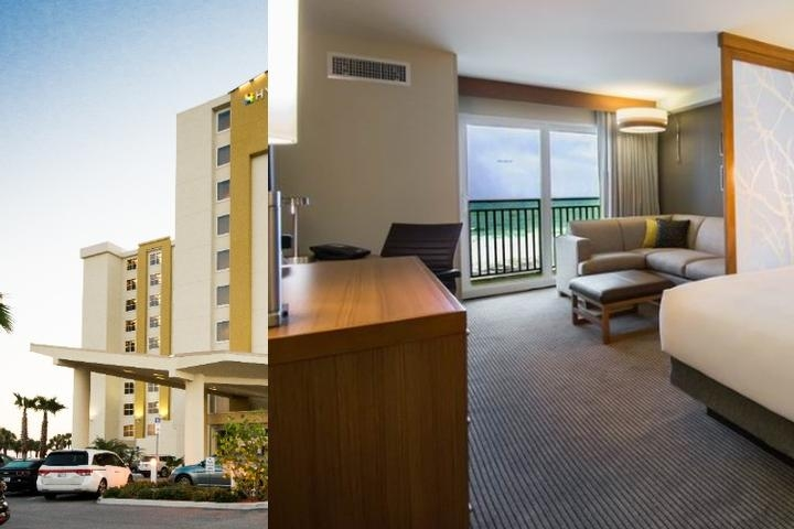 Hyatt Place Daytona Beach Oceanfront photo collage