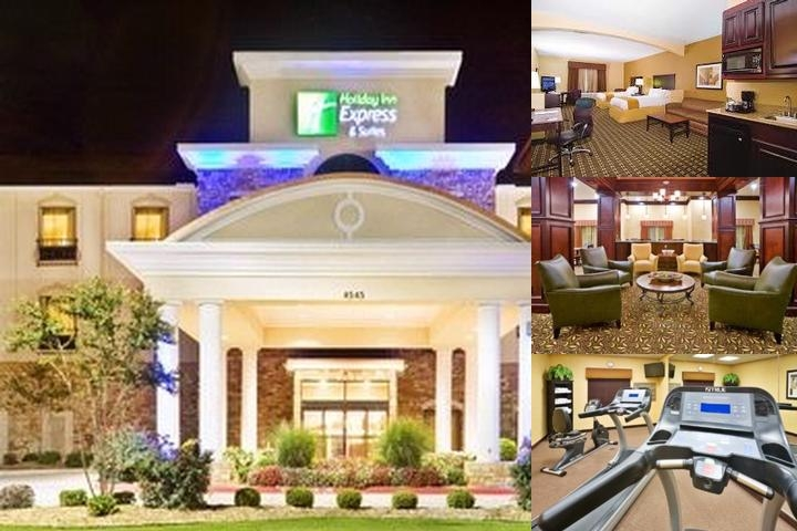 Holiday Inn Express & Suites Central Mall Area photo collage