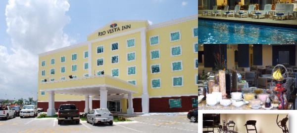 Rio Vista Inn Business High Class Poza Rica photo collage
