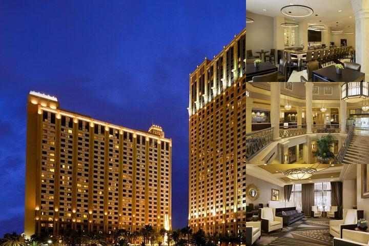 Hilton Grand Vacations Club on the Las Vegas Strip photo collage