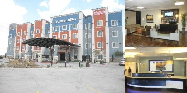 Best Western Plus North Odessa Inn & Suites photo collage