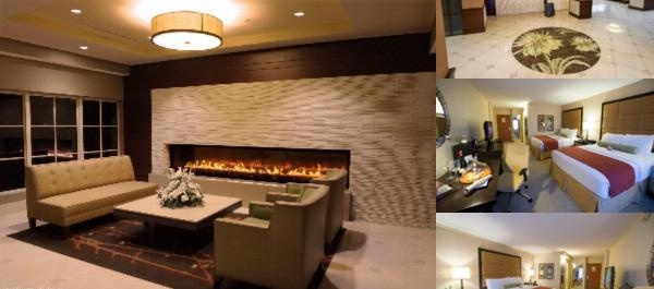 Crowne Plaza Wilmington North photo collage