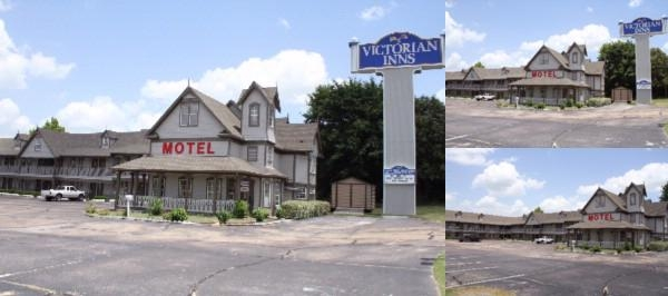 Victorian Inn photo collage