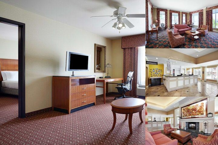 Hilton Garden Inn Henderson photo collage