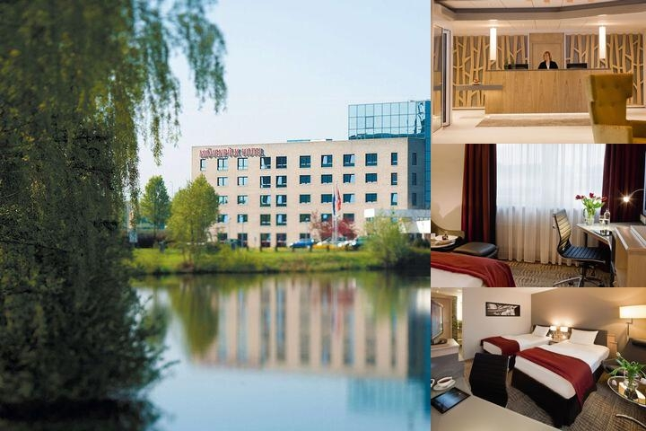 Mövenpick Hotel 's Hertogenbosch photo collage