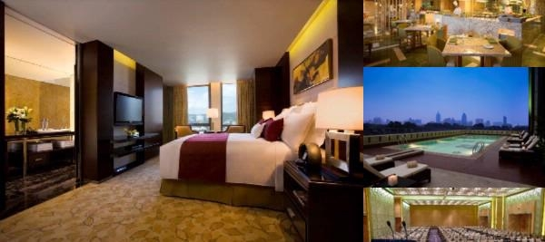 JW Marriott Hotel Shenzhen photo collage