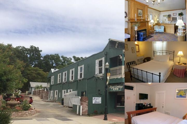Americas Best Value Inn & Suite Royal Carriage photo collage